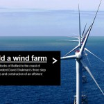 Interaktiv: Three steps to build a windfarm