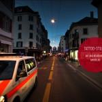 Interaktiv: 360° Langstrasse Zürich
