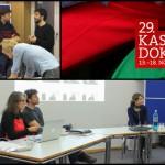 Interaktivität auf dem Dokfest Kassel