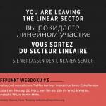 Webdokutreffen #3 am 22. März mit Fokus auf Technologie